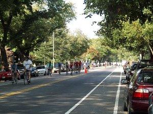 Bike Washington   Downtown Commute Routes